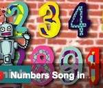 spanish numbers song